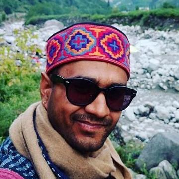 BHARATKUMAR CHOUDHARI, 25, Pune, India