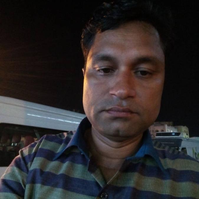 Shah Alam, 20, Karachi, Pakistan