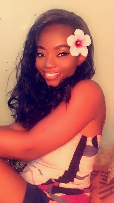 Ivanna Rica Pokuah, 21, Accra, Ghana