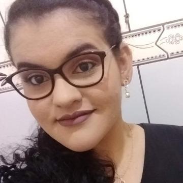 Thabita Raíssa, 19, Sorocaba, Brazil