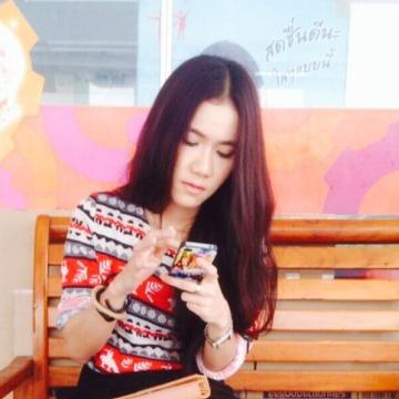 Bim Aramkul, 29, Bangkok, Thailand
