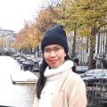 Michelle Flores de Guzman, 33, Dubai, United Arab Emirates