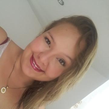 Betty Valencia, 30, Cali, Colombia
