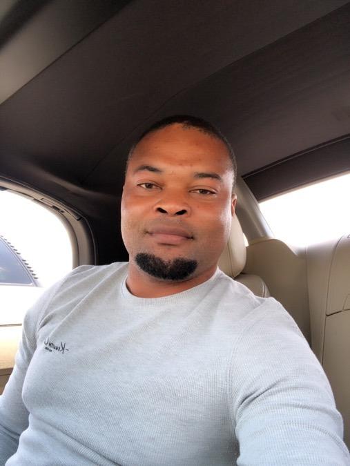 Bless Louis, 43, Orlando, United States