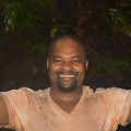 Bless Louis, 43, Orlando, United States