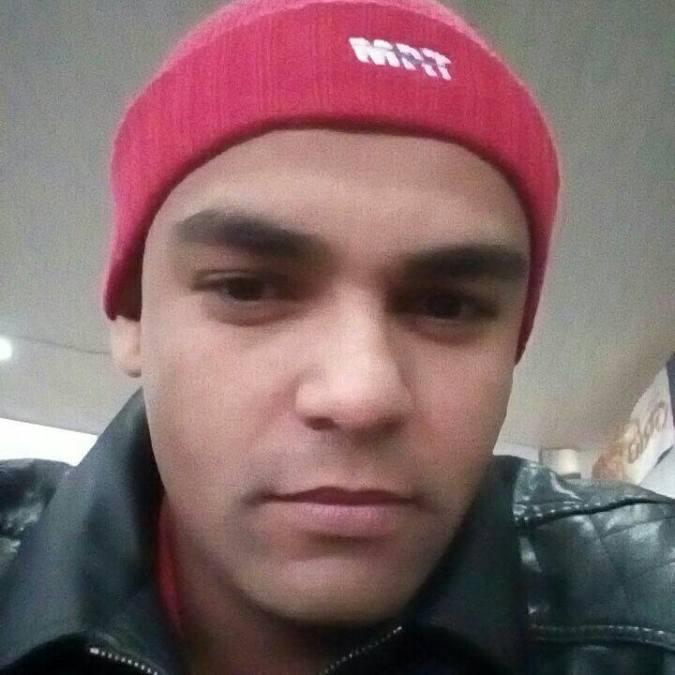 Deivison Veronez de Jesus, 32, Goiania, Brazil