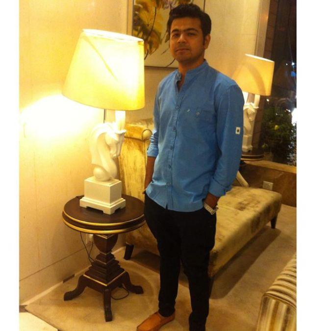 Anurag, 33, Mumbai, India