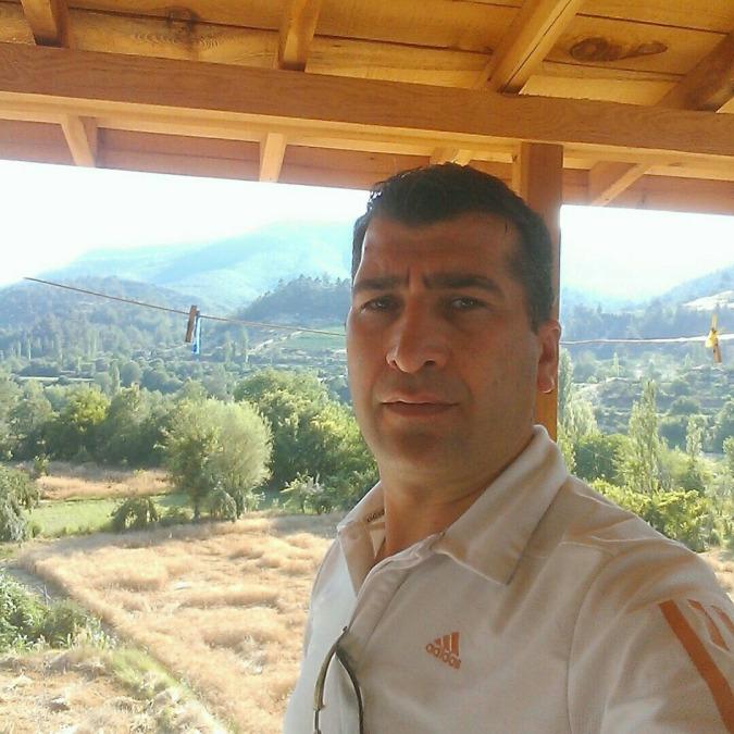Malik, 44, Istanbul, Turkey