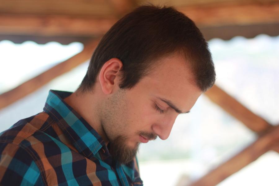Murat Kaboğlu, 26, Istanbul, Turkey