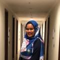 Maya Damayanti, 31, Jakarta, Indonesia