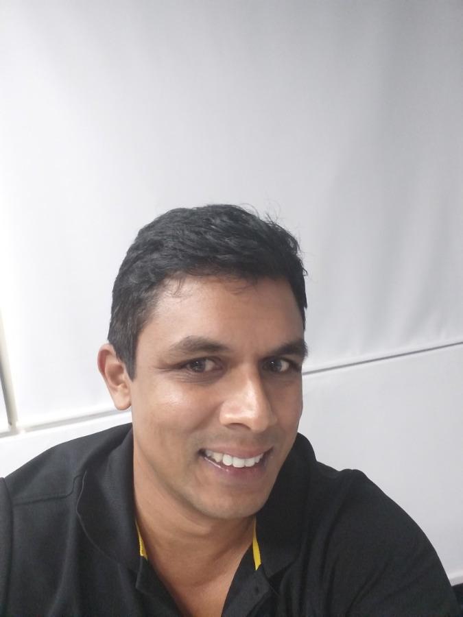 Praveen, 39, Colombo, Sri Lanka