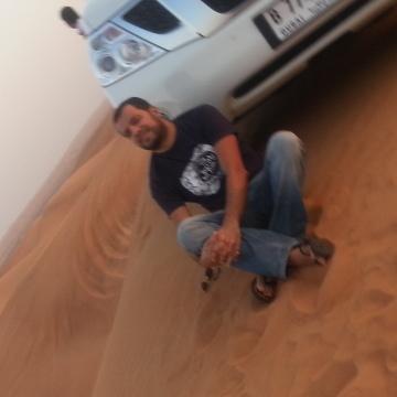 Ben, 41, Dubai, United Arab Emirates