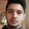 Arwel Jones, 21, Mumbai, India