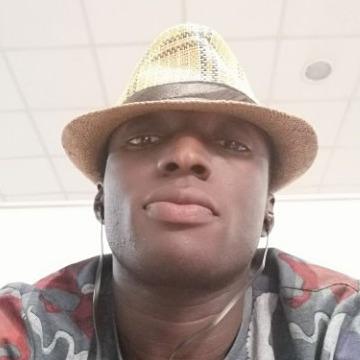 Godwin, 33, Accra, Ghana