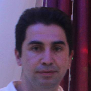 Erkan Iş, 34, Istanbul, Turkey