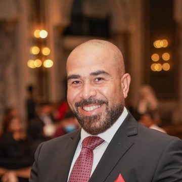 Faris Saif, 43, Dubai, United Arab Emirates