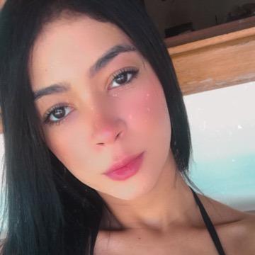 Rafaela Andrade, 21, Sao Paulo, Brazil