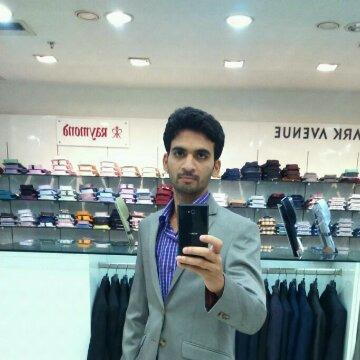 Abhijeet Thakre, 28, Nagpur, India