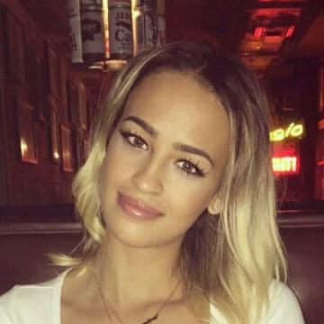 Vero Daniels, 26, Abu Dhabi, United Arab Emirates