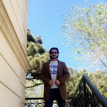Mohamed, 30, Kuwait City, Kuwait