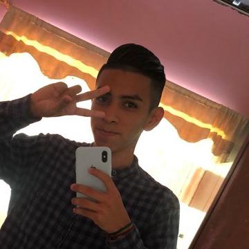 Marving JAS, 21, Guayaquil, Ecuador