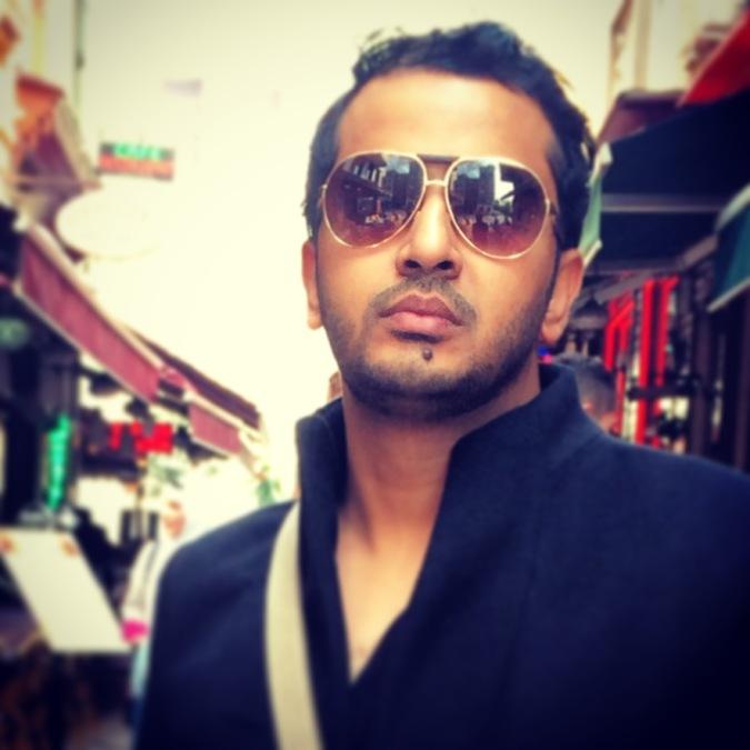 Omar Al Neaimi, 38, Dubai, United Arab Emirates