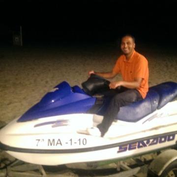 Harrie, 33, Malaga, Spain