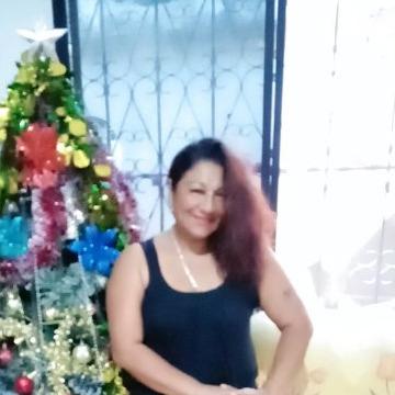 Azucena Maydeli Castañera, 50, Guayaquil, Ecuador