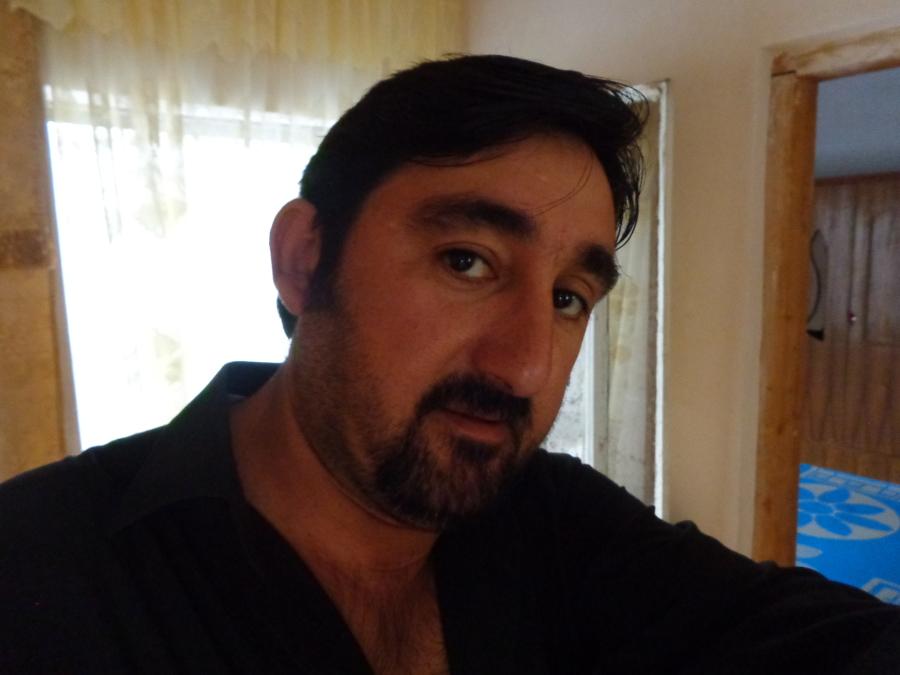 salar, 40, Baghdad, Iraq