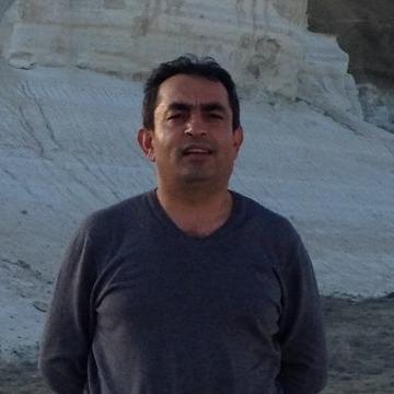 Asif Kazalov, 45, Aktau, Kazakhstan