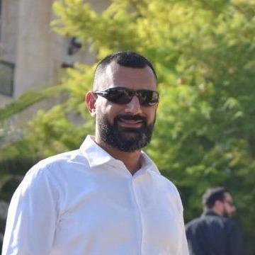 Mohammad Badran, 36, Safut, Jordan