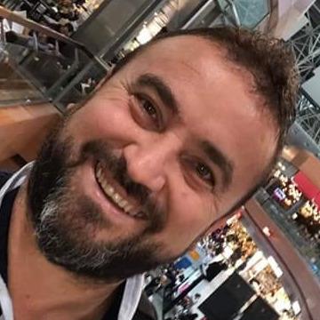 Mark Robert, 47, Lagos, Nigeria
