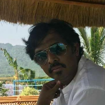 Vamsidhar Kothala, 39, Bangalore, India