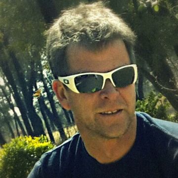 Marius Butler, 48, Somerset West, South Africa