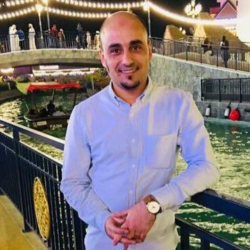 Ehab Salhat, 29, Jordan, United States