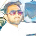 Sreedhar Reddy, 25, Hyderabad, India