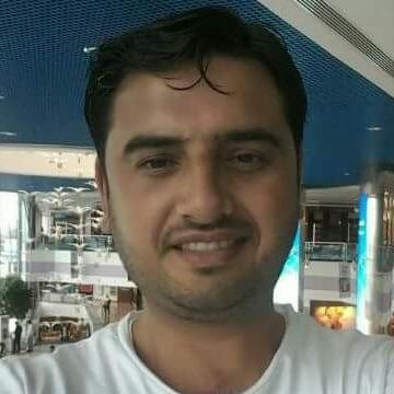 Tahir Zaman, 38, Dubai, United Arab Emirates