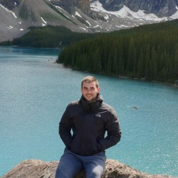 James Martin, 25, Vancouver, Canada