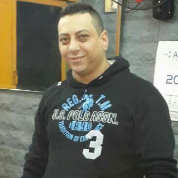 Mohamed El Swify, 43, Cairo, Egypt