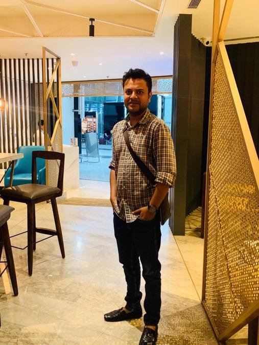vishal agrawal, 30, Ottawa, Canada