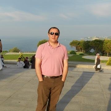 Ansar Kadiroğlu, 41, Istanbul, Turkey