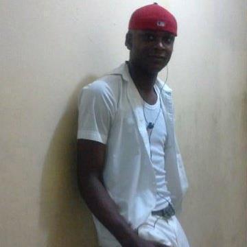 Austine west, 31, Lagos, Nigeria