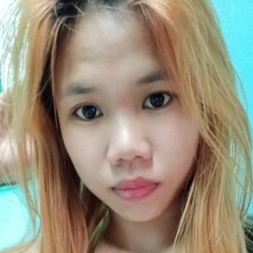 Geraldine Morallon, 23, Manila, Philippines