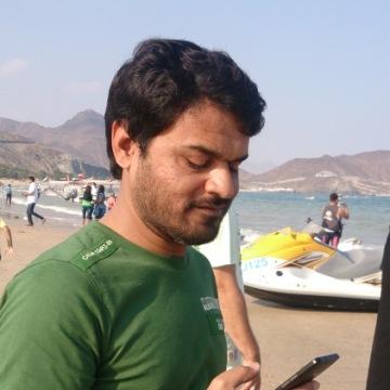 Ibad Ullah, 36, Dubai, United Arab Emirates