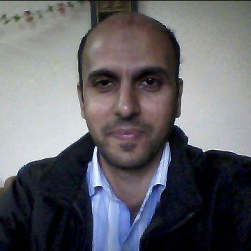 Mohamed Hamdy, 44, Cairo, Egypt