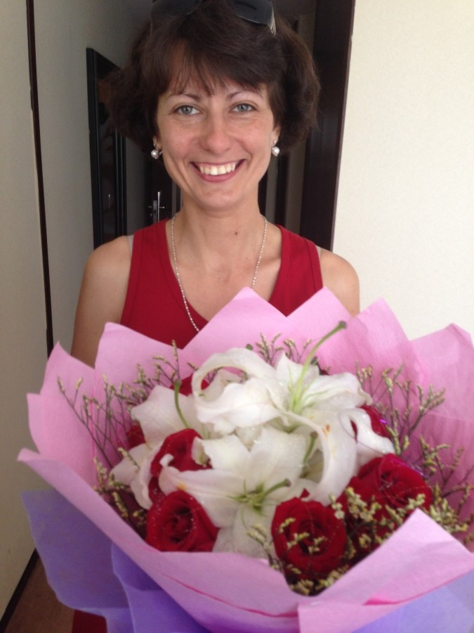 Helen, 43, Vladivostok, Russian Federation