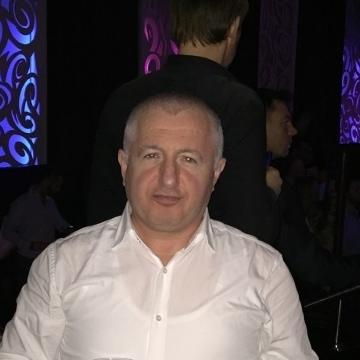 Kaya, 42, Istanbul, Turkey