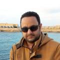 Kimo Alfayed, 33, Alexandria, Egypt