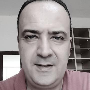 Barbaros, 42, Istanbul, Turkey
