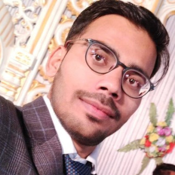 Nadeem Gori, 26, Jaipur, India
